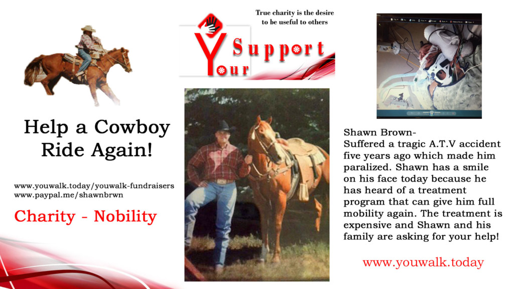 Shawn Brown fundraiser