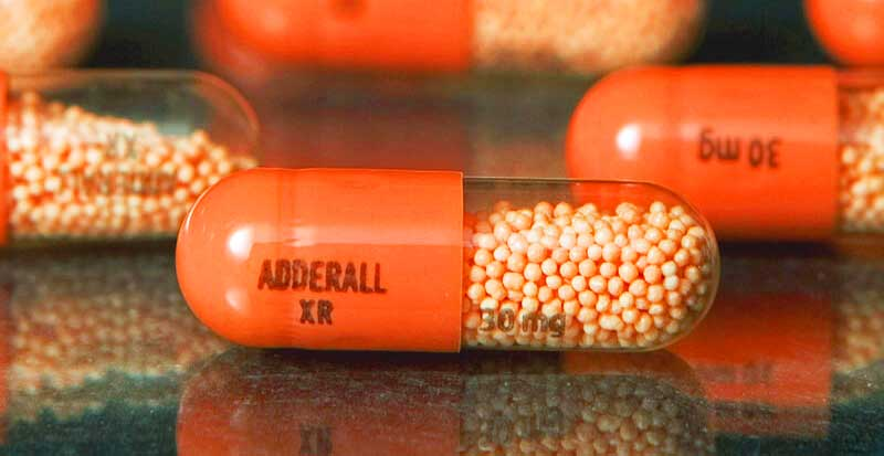 adderall approved by medicare