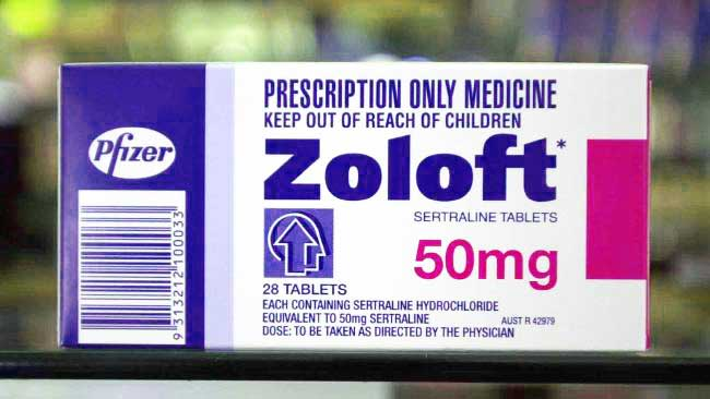 zoloft approved by medicare